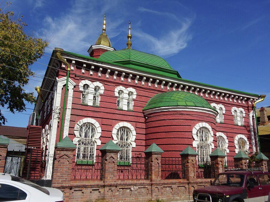 Центральная (Казанская) мечеть (1898 г.)