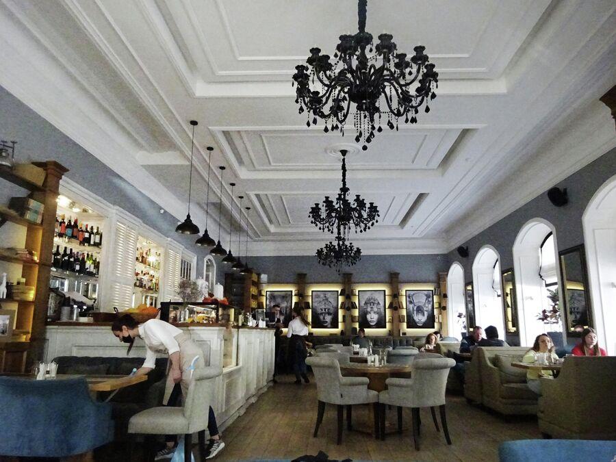 Ресторан Шарлау (1901 г.)