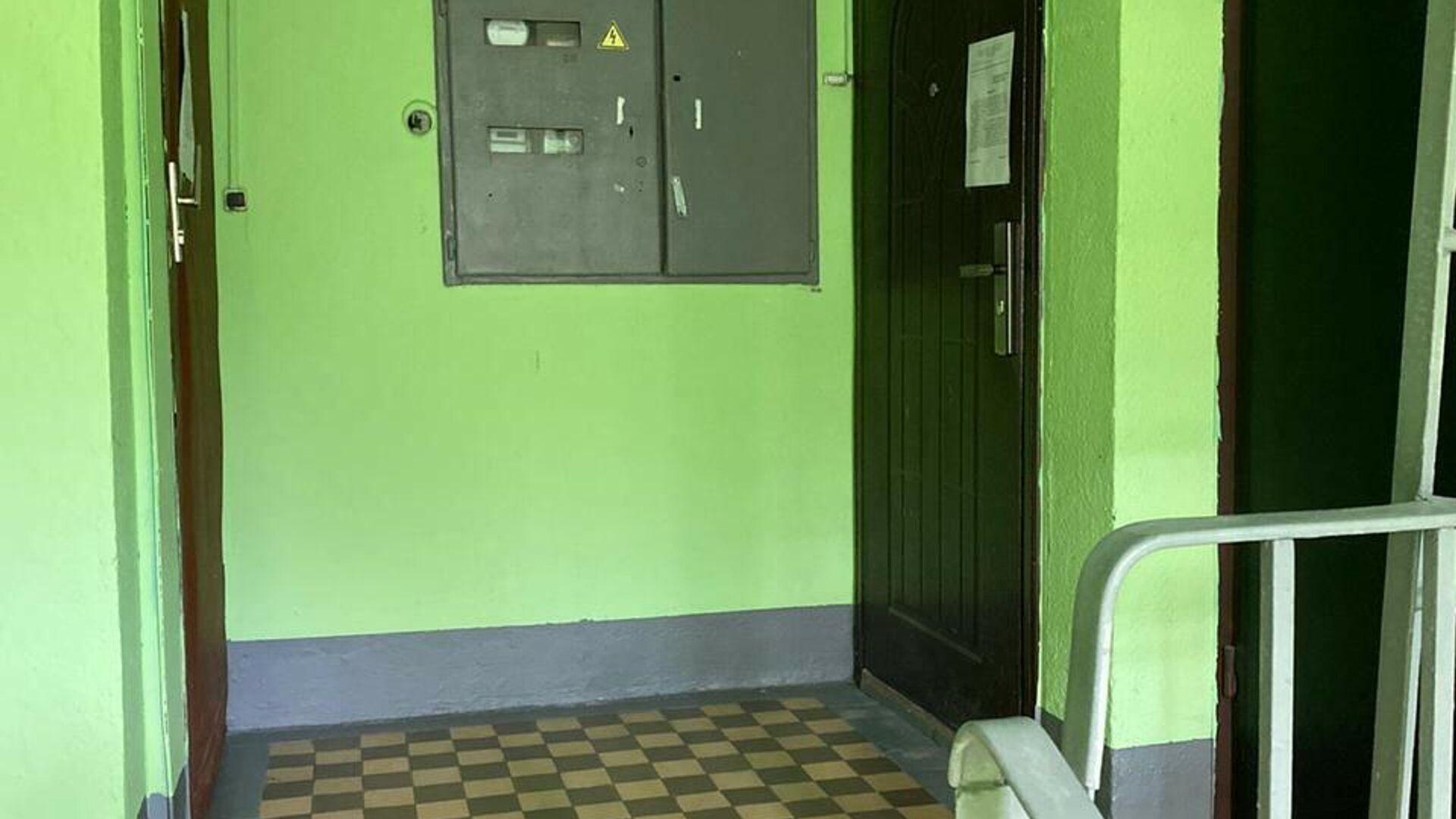 Захват общего имущества в доме на улице Лобачевского на западе Москвы - РИА Новости, 1920, 18.11.2020
