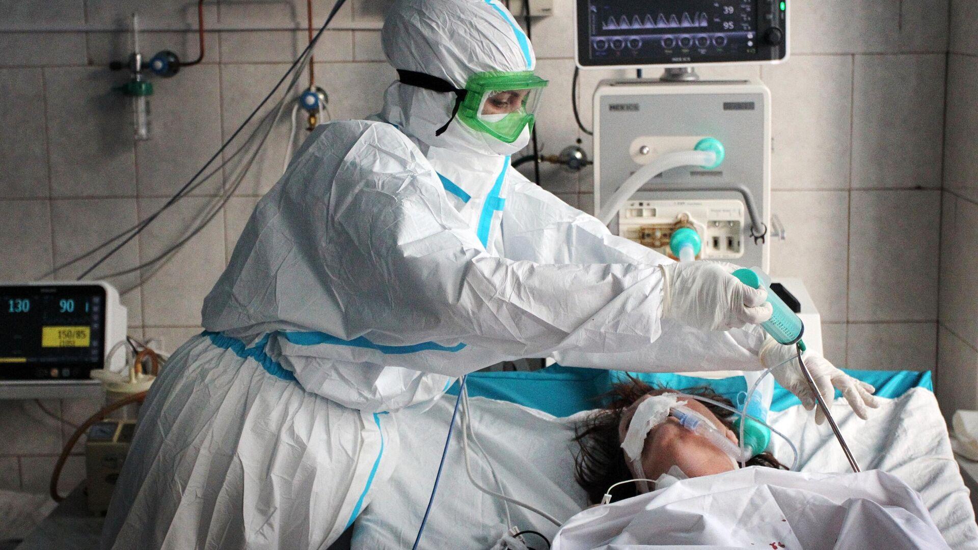 В США обнаружили индийский штамм коронавируса с двойной мутацией