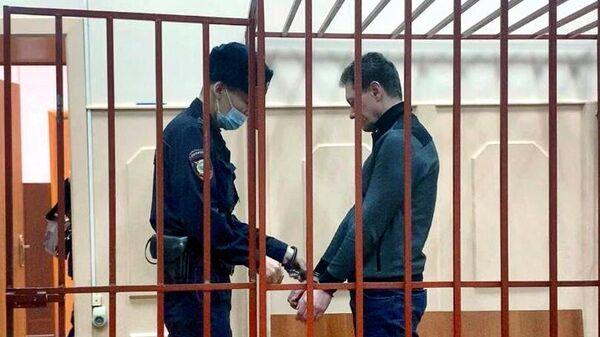 Заместитель председателя правительства Московской области Дмитрий Куракин в суде