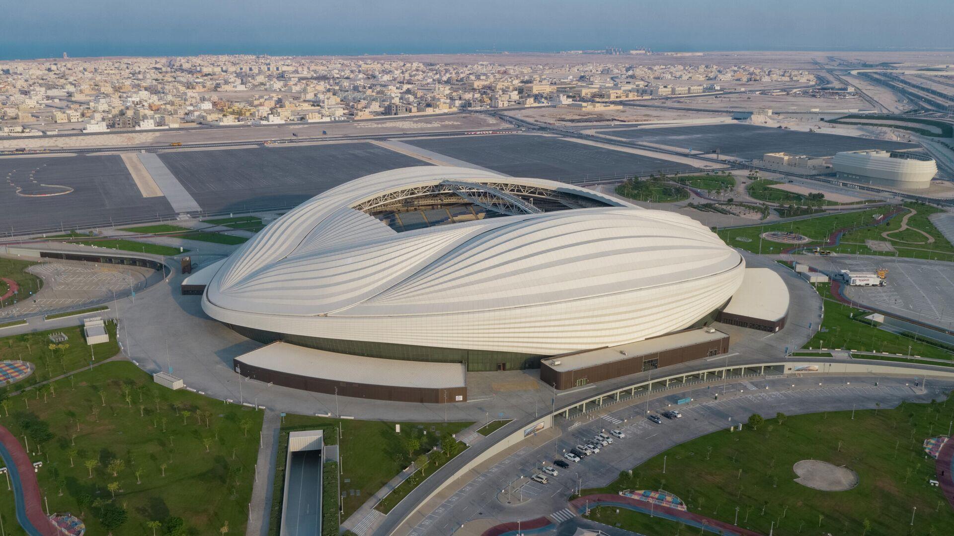 Стадион Аль-Джануб в Катаре - РИА Новости, 1920, 09.03.2021
