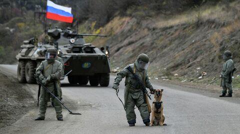 Конфликт в Карабахе  - провокация для России?