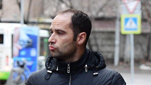 Бывший футболист сборной России Роман Широков
