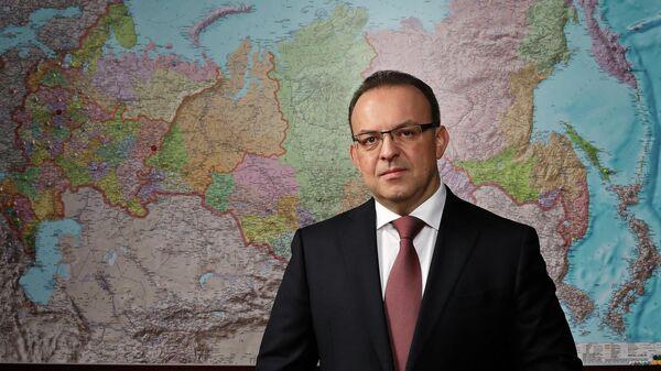 Руководитель департамента регионального корпоративного бизнеса – старший вице-президент банка ВТБ Руслан Еременко