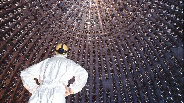 Детектор нейтрино Borexino