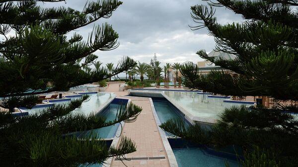 Отель Hasdrubal Thalassa & Spa в тунисском городе Хаммамет