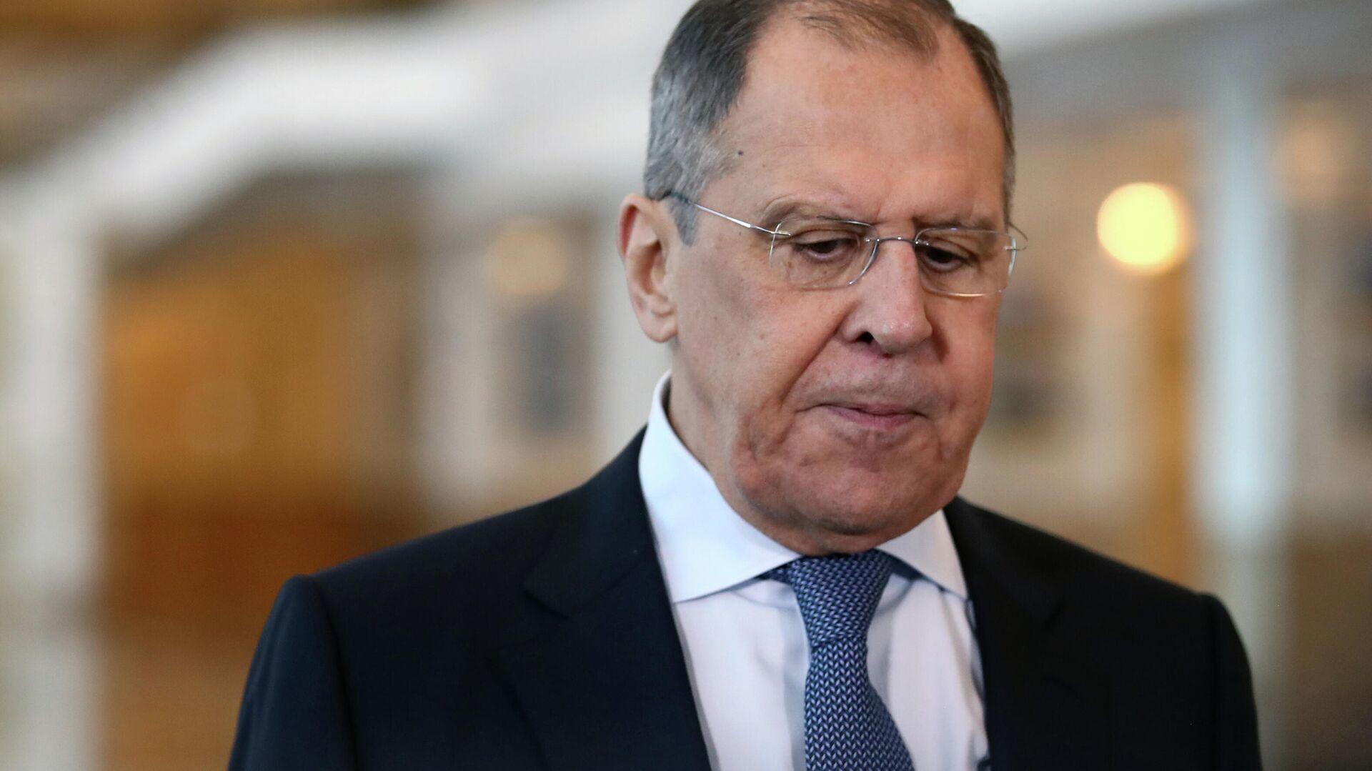 Лавров прокомментировал заявления Борреля по Карабаху