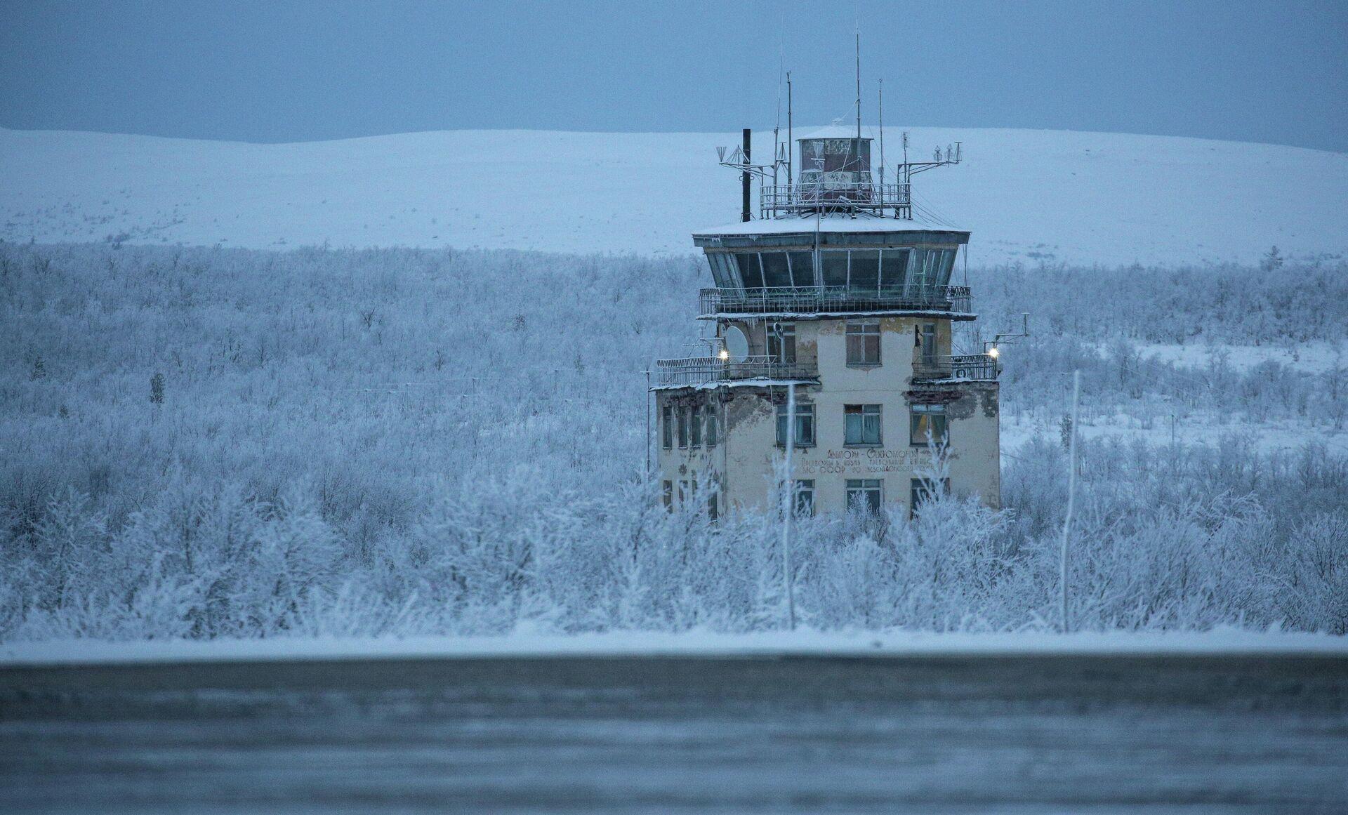 Аэродром Североморск-3 в Мурманской области - РИА Новости, 1920, 07.04.2021