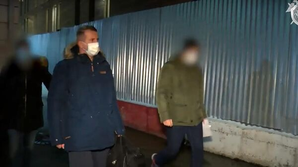 Задержание бывшего заместителя директора ФСИН Валерия Максименко