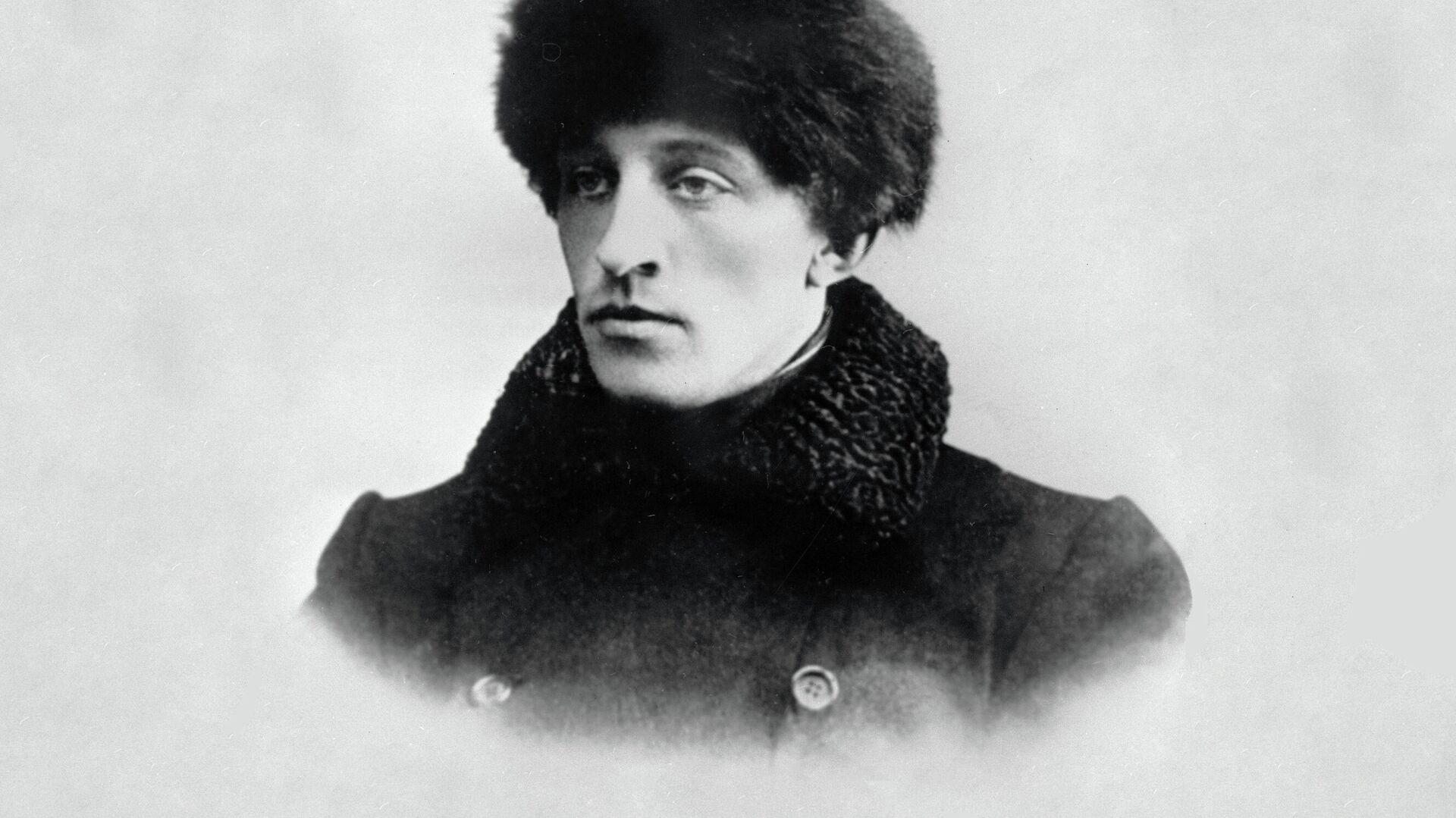 Русский поэт Александр Александрович Блок - РИА Новости, 1920, 28.11.2020