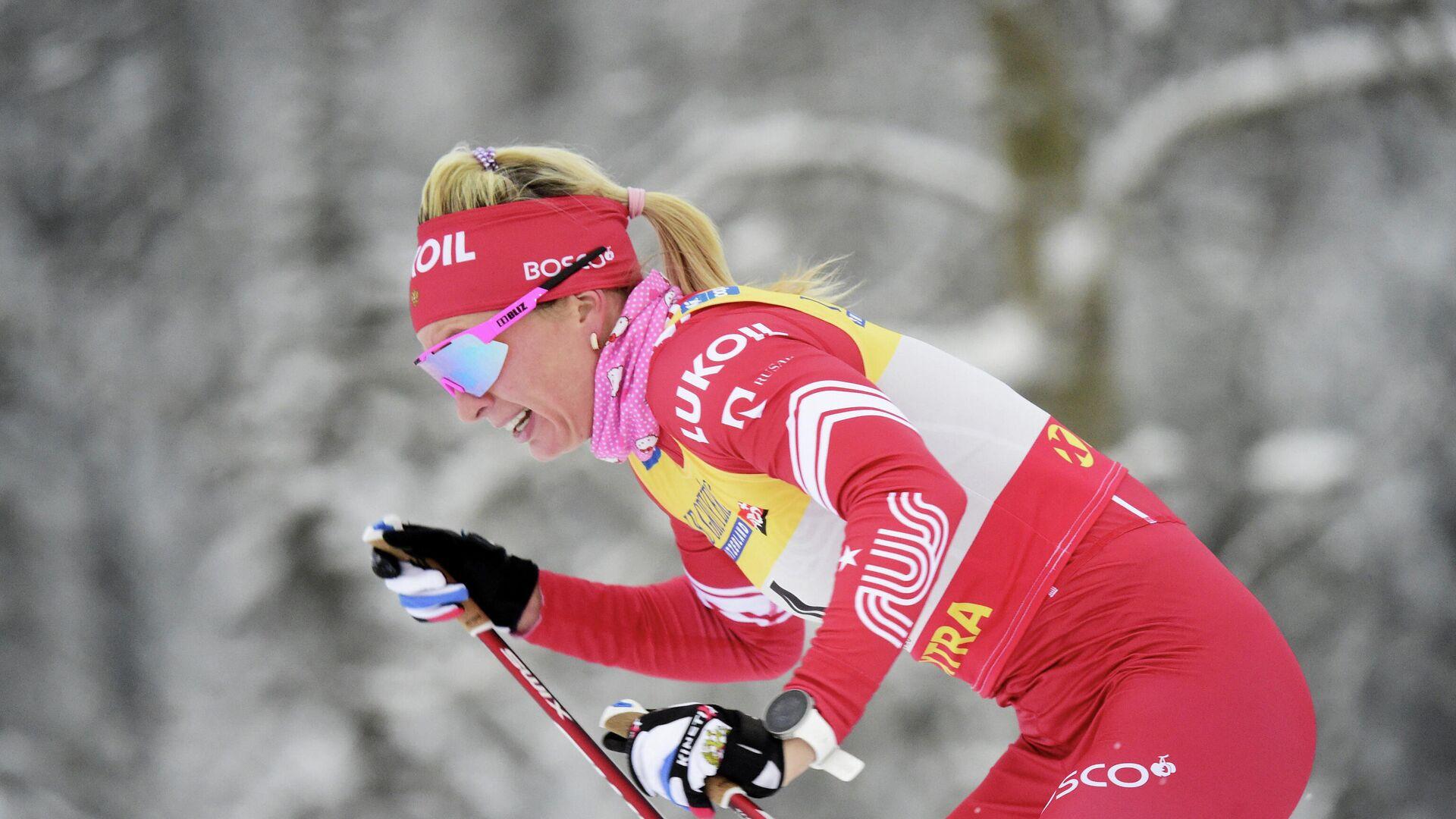Российская лыжница Татьяна Сорина - РИА Новости, 1920, 02.12.2020