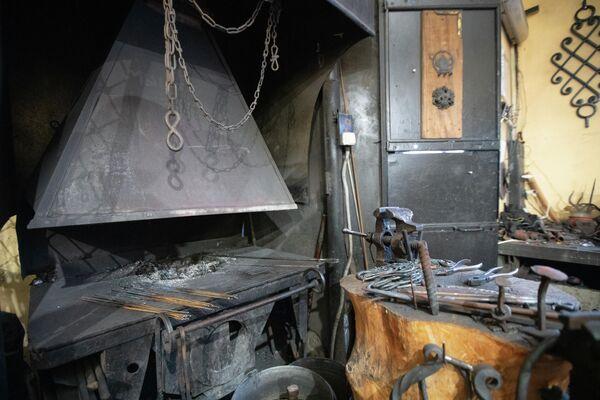 Музей живых ремесел в Мышкине