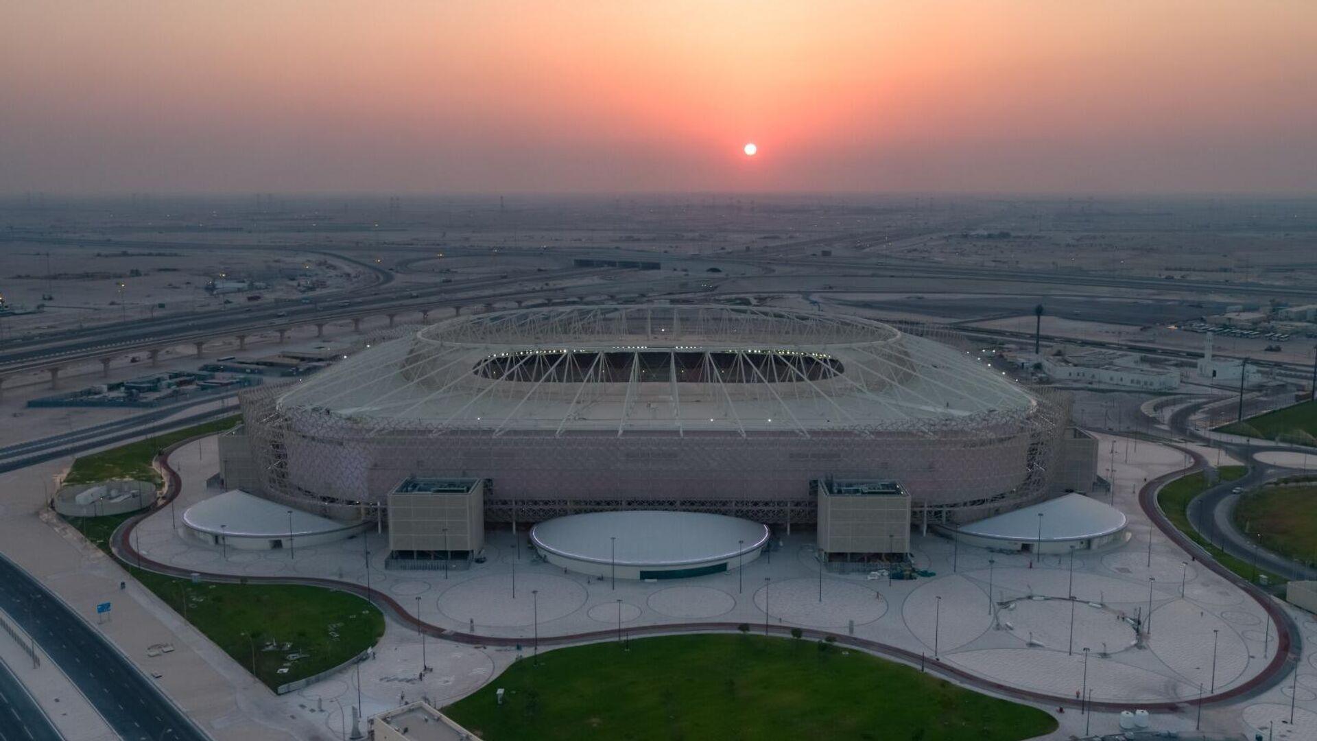 Стадион ЧМ-2022 в Катаре - РИА Новости, 1920, 02.12.2020