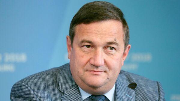 Председатель Комитета по культуре Санкт-Петербурга Константин Сухенко