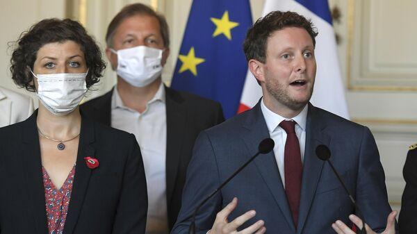 Министр Франции по европейским делам Клеман Бон