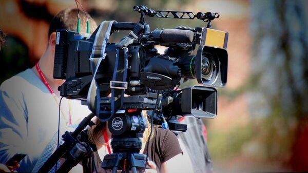 Работа кинооператора