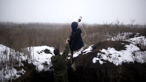 При обстреле Донецка со стороны ВСУ повреждено два дома, заявили в ДНР