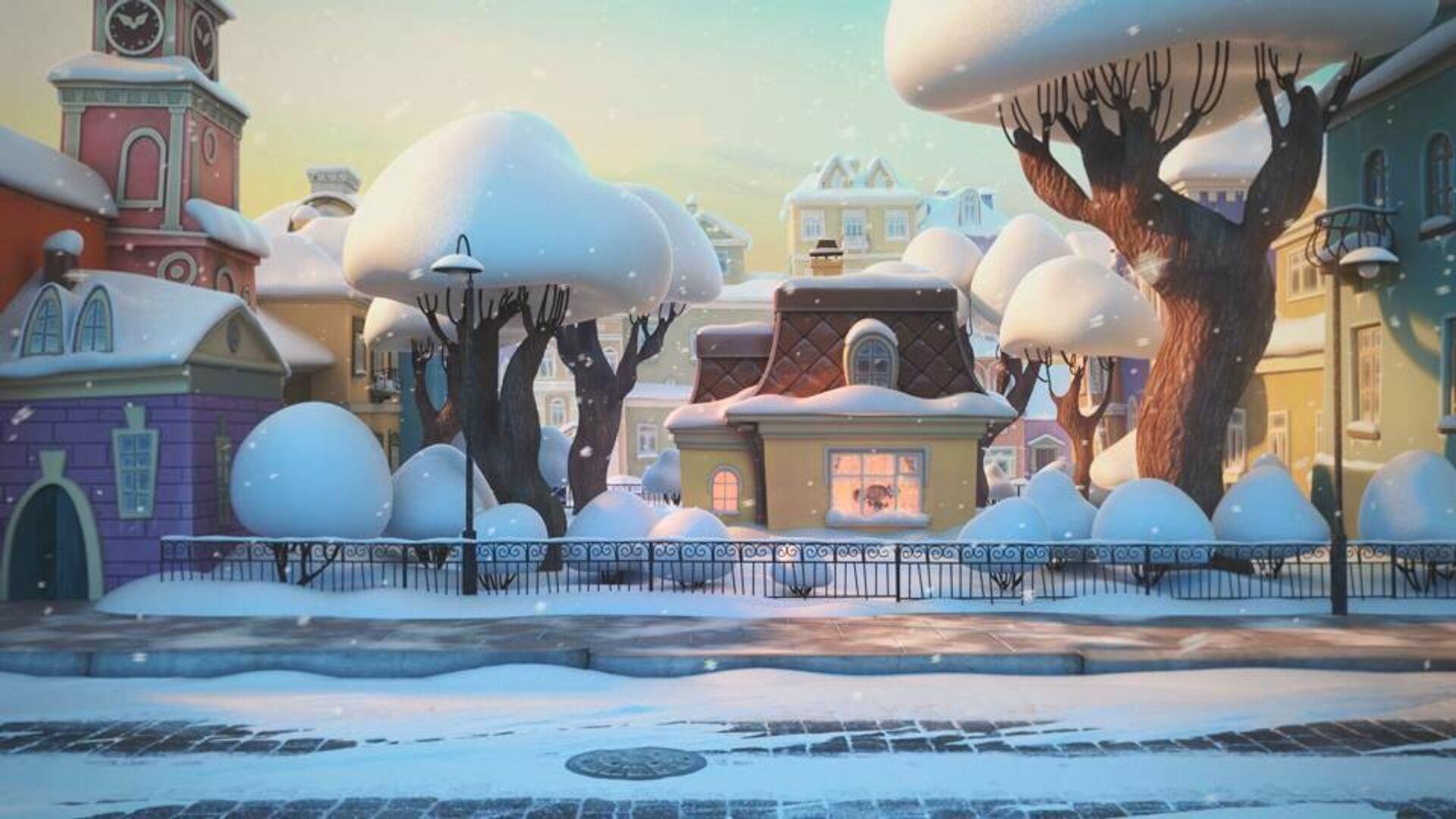 В новогодней серии Чебурашку и Крокодила Гену озвучили Варум и Ярмольник