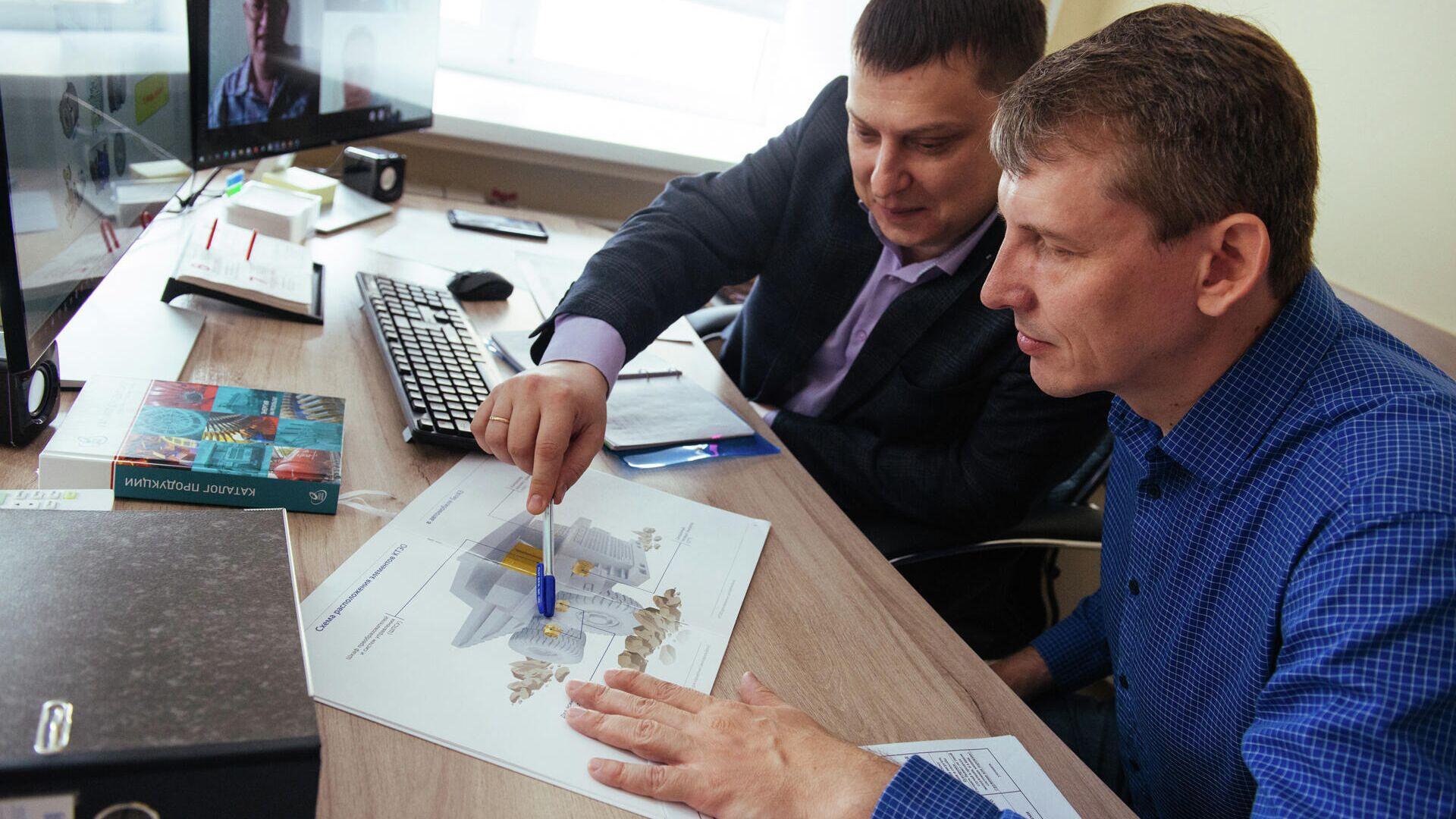 Роботизированные самосвалы для работы в карьерах создают в России