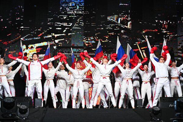 Бокс. Чемпионат России. Мужчины. Финалы