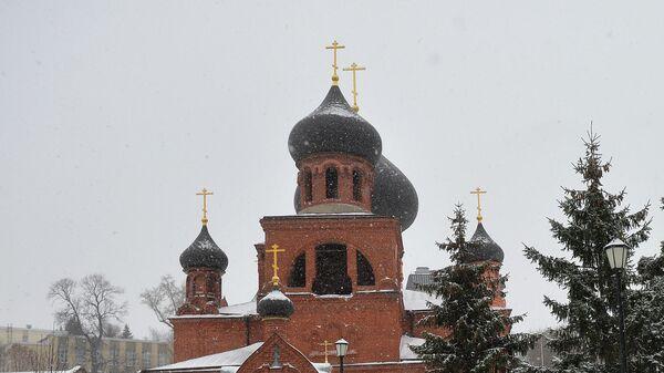 Кафедральный собор Казанско-Вятской епархии Русской православной старообрядческой церкви в Казани
