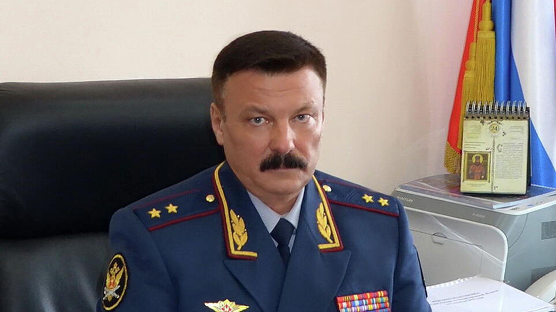 Николай Теущаков - РИА Новости, 1920, 09.12.2020