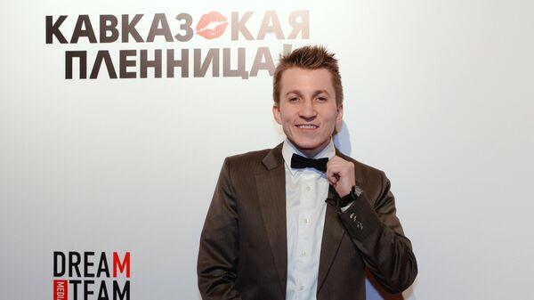 Актер Дмитрий Шаракоис