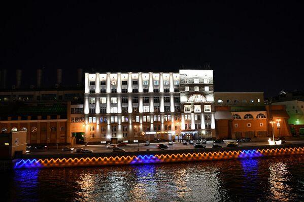 ГЭС-1 на Раушской набережной