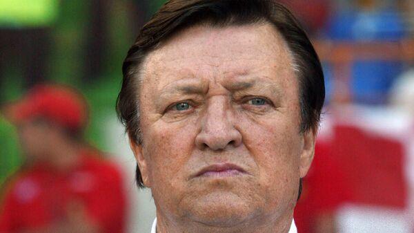 Бывший главный тренер сборной Хорватии Отто Барич