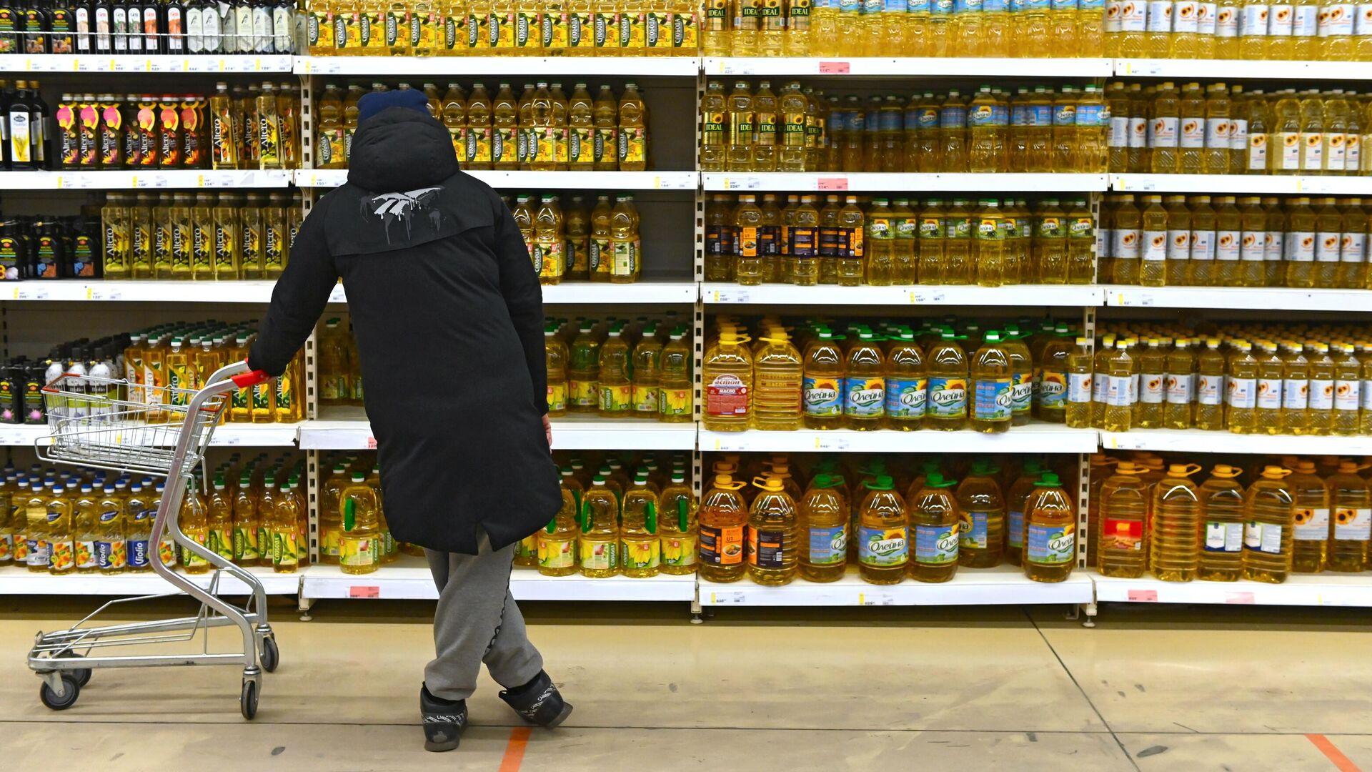 Депутаты обсудят с главой Минэкономразвития рост цен на продукты