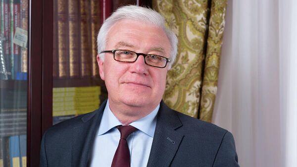 Директор Исторического музея Алексей Левыкин