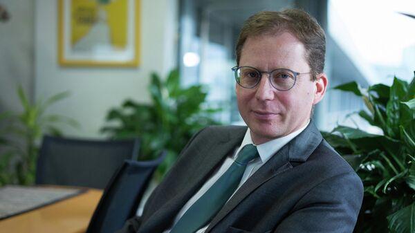 Директор представительства Всемирного Банка в России Рено Селигманн