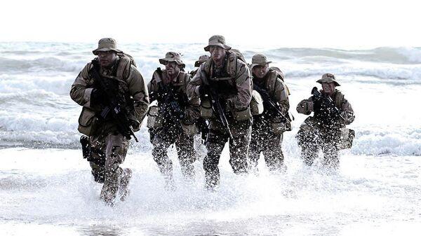 Бойцы спецназа Navy SEAL (США)