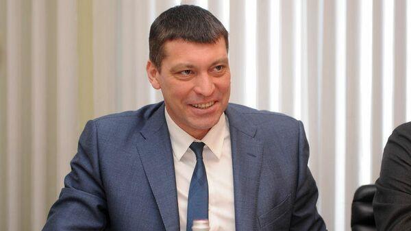 Генеральный секретарь Всероссийской федерации волейбола Александр Яременко