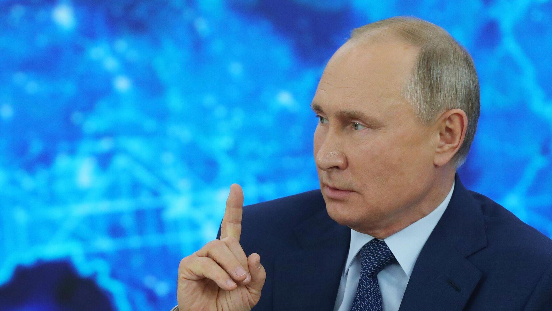 Путин предложил сделать единый национальный план основой развития страны