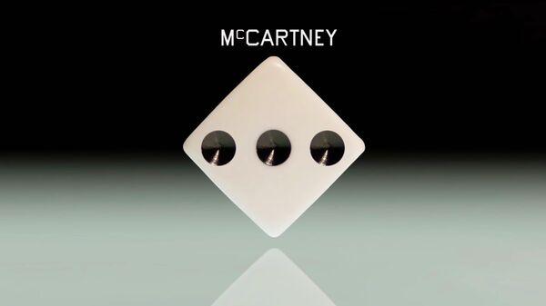 Обложка альбома McCartney III британского музыканта Пола Маккартни