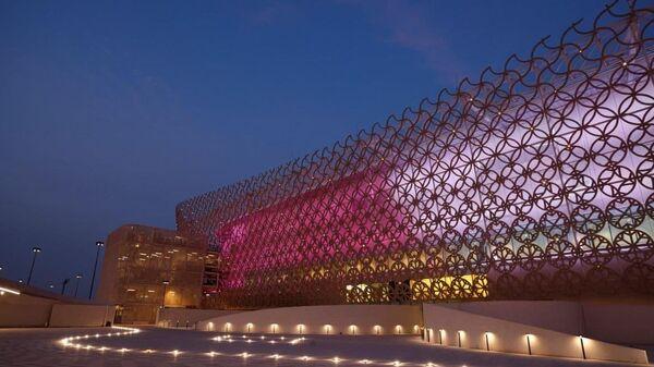Новый стадион к ЧМ-2022 в Катаре