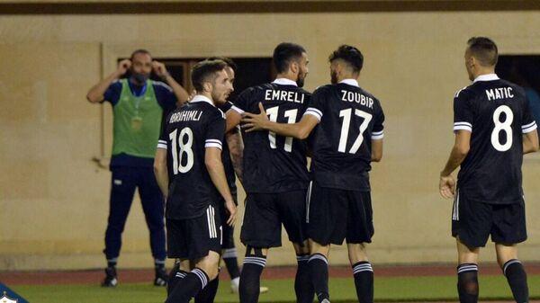 Игроки ФК Карабах