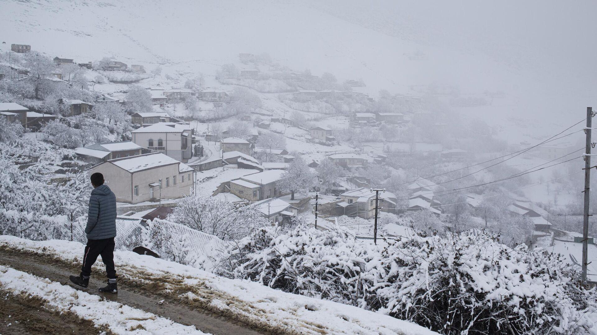 В Карабахе нашли двух пропавших армян