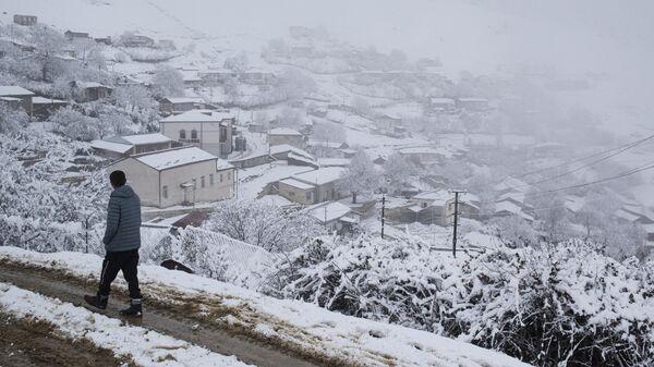 Село Хин Шен в Нагорном Карабахе
