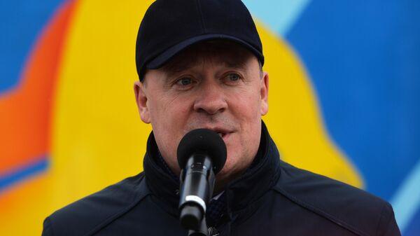 Первый заместитель губернатора Свердловской области Алексей Орлов