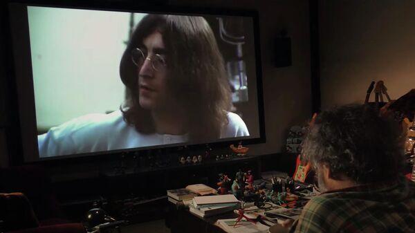 Подготовка фильма The Beatles: Get Back