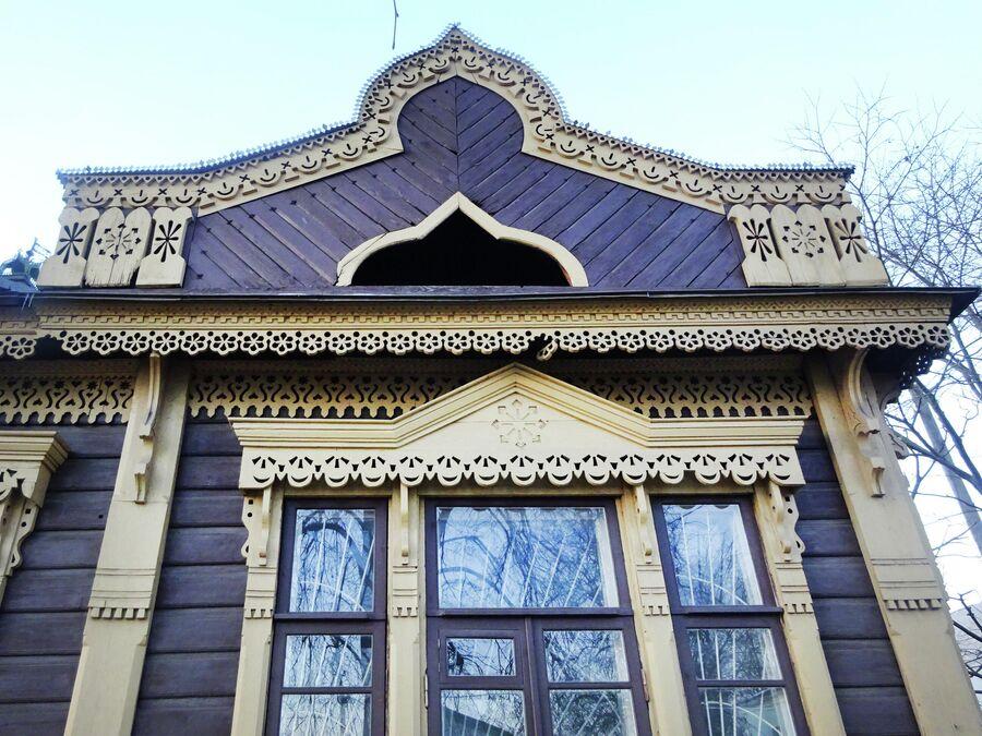 Дом Евреинова на Ярославской улице