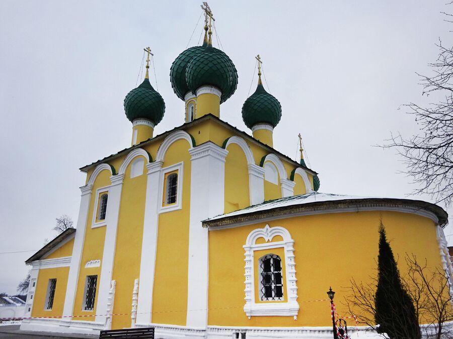Успенский монастырь, церковь Иоанна Предтечи