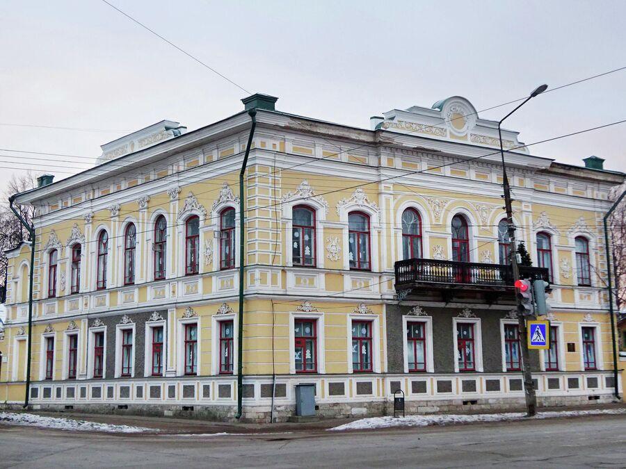 Дом Истоминых (19 век)