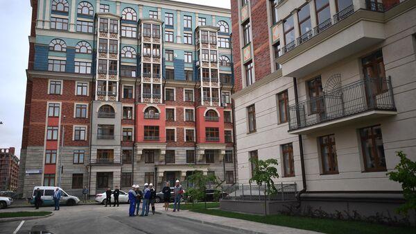 Жилой дом Urban Group в Видном
