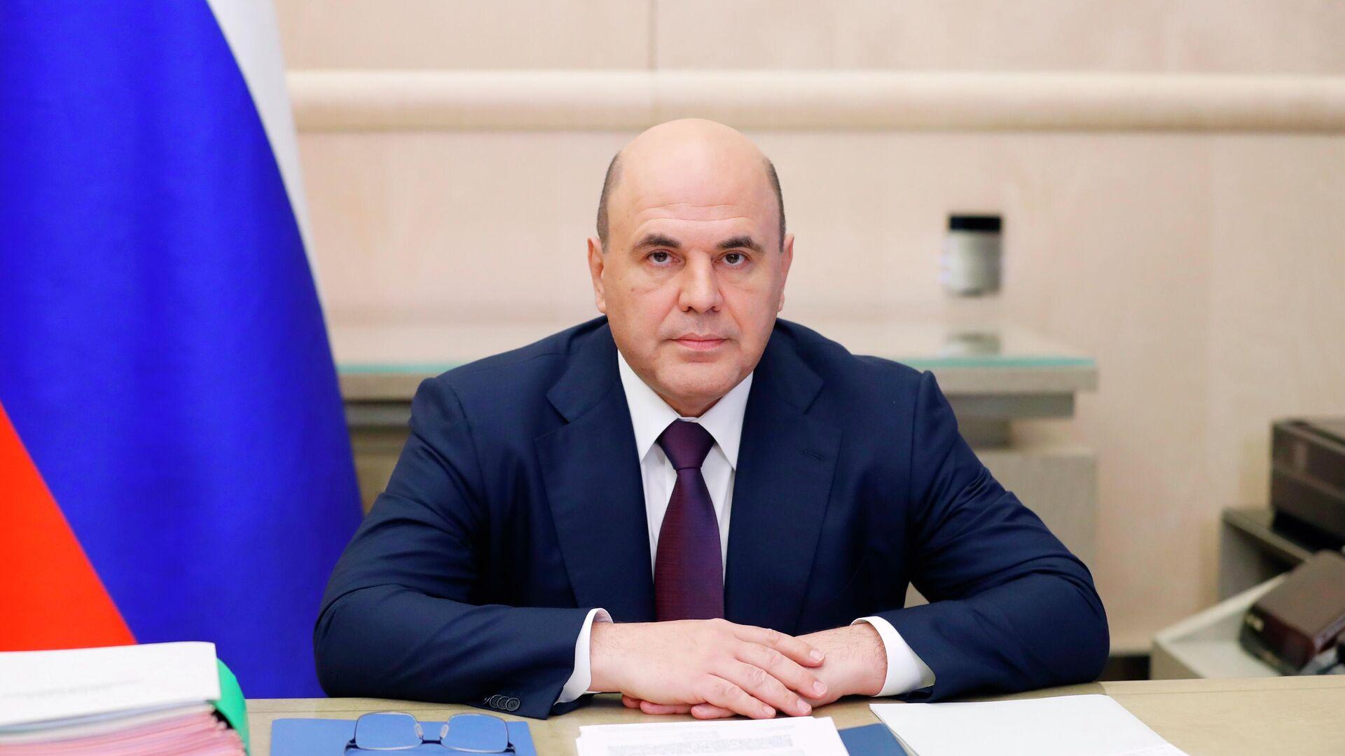 Мишустин поблагодарил Путина за поддержку правительства