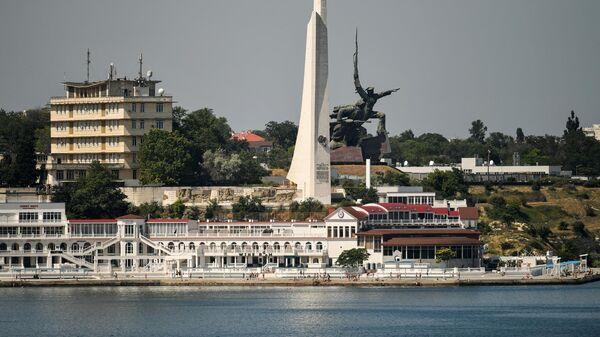 Обелиск Городу-герою Севастополю в Севастополе