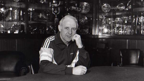 Бывший главный тренер шотландского футбольного клуба Данди Юнайтед Джим Маклин